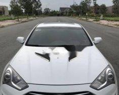 Cần bán gấp Hyundai Genesis năm sản xuất 2012, màu trắng số tự động giá 779 triệu tại Tp.HCM