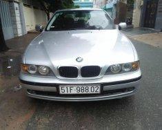 Bán BMW 525i 2002, màu bạc, xe nhập giá 225 triệu tại Tp.HCM