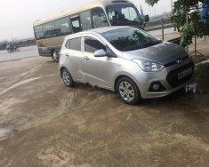 Cần bán lại xe Hyundai Grand i10 1.0 MT sản xuất 2014, màu bạc  giá 250 triệu tại Thanh Hóa