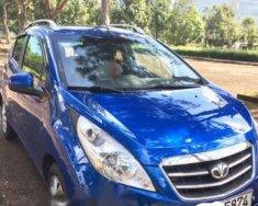Cần bán Daewoo Matiz đời 2010, màu xanh lam, nhập khẩu Hàn Quốc số tự động giá 245 triệu tại Gia Lai