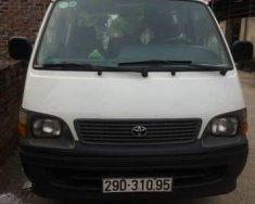 Cần bán gấp Toyota Hiace đời 2003, màu trắng giá 140 triệu tại Hà Nội