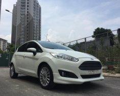 Bán Ford Fiesta đời 2016 màu trắng, giá chỉ 489 triệu giá 489 triệu tại Hà Nội