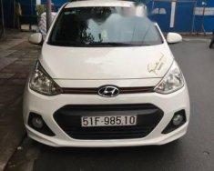 Cần bán Hyundai Grand i10 MT năm 2016, màu trắng, bản đủ giá 350 triệu tại Đắk Lắk
