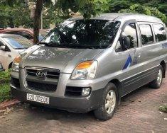 Cần bán xe Hyundai Starex sản xuất 2004, màu bạc  giá 212 triệu tại Hà Nội