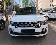 Bán LandRover Range Rover Autobio LWB Model 2019, 5 chỗ, màu trắng, nội thất nâu, nhập Mỹ, giá tốt giá 12 tỷ 680 tr tại Hà Nội