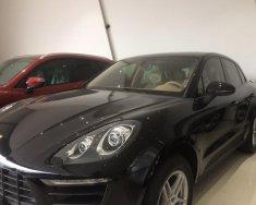 Cần bán xe Porsche Macan sản xuất năm 2015, màu đen, xe nhập giá 2 tỷ 999 tr tại Tp.HCM