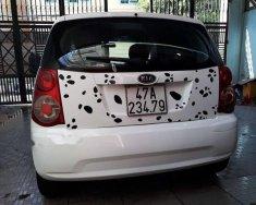 Bán xe Kia Morning đời 2009, màu trắng số sàn giá 158 triệu tại Tp.HCM