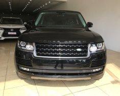 Bán LandRover Range Rover HSE sản xuất 2015, màu đen, nhập khẩu Mỹ đăng ký 2016 giá 5 tỷ 300 tr tại Hà Nội