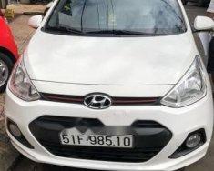 Bán Hyundai Grand i10 MT năm 2016, màu trắng, nhập khẩu nguyên chiếc giá 350 triệu tại Đắk Lắk
