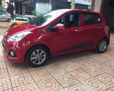 Cần bán Hyundai Grand i10 2015, màu đỏ giá 365 triệu tại Đắk Lắk
