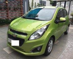 Bán xe Chevrolet Spark năm 2014, màu xanh lục   giá 267 triệu tại Đồng Nai