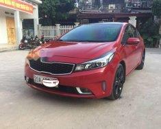 Bán ô tô Kia Cerato MT sản xuất 2016, màu đỏ số sàn, giá chỉ 475 triệu giá 475 triệu tại Thái Nguyên