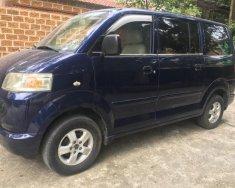 Cần bán xe Suzuki APV GL 1.6 MT 2006, màu xanh lam số sàn, giá 185tr giá 185 triệu tại Hà Nội