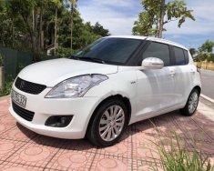 Bán xe Suzuki Swift 1.4 AT năm 2015, màu trắng   giá 460 triệu tại Hà Nội