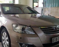 Bán Toyota Camry 2.4G đời 2007, màu nâu   giá 600 triệu tại Bình Dương