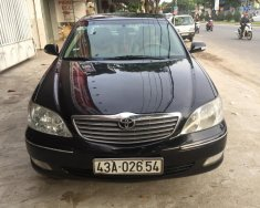Cần bán xe Toyota Camry 2.4 G 2003, màu đen, giá 285tr tại Đà Nẵng giá 285 triệu tại Đà Nẵng