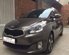 Bán ô tô Kia Rondo GAT đời 2015, màu nâu giá cạnh tranh giá 600 triệu tại Khánh Hòa