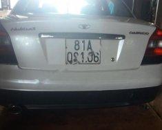 Bán Daewoo Nubira đời 2004, màu trắng, nhập khẩu nguyên chiếc giá 125 triệu tại Gia Lai