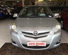 Bán Toyota Vios 1.5MT sản xuất 2009, màu bạc giá cạnh tranh giá 315 triệu tại Phú Thọ