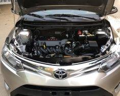 Bán Toyota Vios E số sàn năm sản xuất 2014, màu vàng giá 440 triệu tại Thanh Hóa