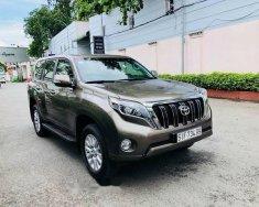 Cần bán Toyota Prado TXL sản xuất 2016, màu nâu giá 2 tỷ tại Hà Nội