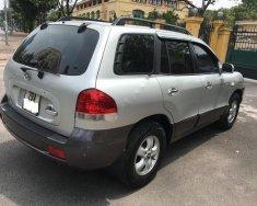 Bán xe Hyundai Santa Fe GOLD sản xuất 2005, màu bạc, xe nhập số tự động, giá 320tr giá 320 triệu tại Hà Nội