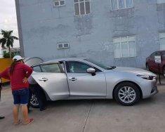 Cần bán gấp Mazda 3 đời 2017, màu bạc chính chủ, giá 685tr giá 685 triệu tại Bình Dương
