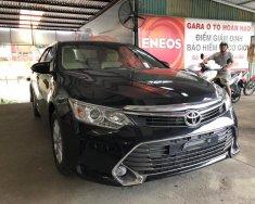 Bán ô tô Toyota Camry 2.0 đời 2015, màu đen giá 865 triệu tại Hà Nội
