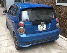 Bán Kia Morning 1.1MT sản xuất 2012, màu xanh lam số sàn, giá chỉ 195 triệu giá 195 triệu tại Bình Dương