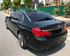 Cần bán lại xe BMW 7 Series 750i đời 2011, màu đen, nhập khẩu nguyên chiếc giá 1 tỷ 699 tr tại Hà Nội
