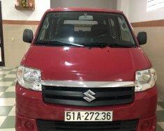 Bán xe Suzuki APV đời 2011, màu đỏ, nhập khẩu nguyên chiếc giá 285 triệu tại Tp.HCM