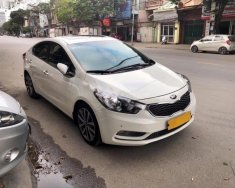 Cần bán gấp Kia K3 2.0 AT năm sản xuất 2014, màu trắng chính chủ, giá 545tr giá 545 triệu tại Hải Phòng