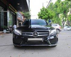 Cần bán xe Mercedes C300 AMG sản xuất 2017, hộp số 9 cấp, chạy 9000km giá 1 tỷ 820 tr tại Hà Nội