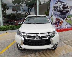 Cần bán xe Mitsubishi Pajero Sport năm sản xuất 2018, màu trắng, xe nhập giá 1 tỷ 62 tr tại Đà Nẵng