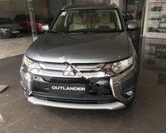 Cần bán xe Mitsubishi Outlander 2.0 CVT 2018, màu xám giá 808 triệu tại Hà Nội