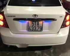 Cần bán lại xe Chevrolet Lacetti năm sản xuất 2004, màu trắng, giá 155tr giá 155 triệu tại Bình Dương