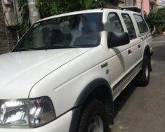 Bán Ford Ranger sản xuất 2005, màu trắng chính chủ giá 240 triệu tại Tp.HCM