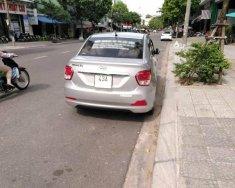 Bán Hyundai Grand i10 sản xuất năm 2016, màu bạc, nhập khẩu nguyên chiếc số sàn giá 330 triệu tại Đà Nẵng
