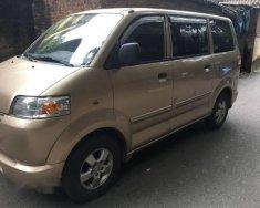 Cần bán gấp Suzuki APV năm 2006, màu vàng xe gia đình giá cạnh tranh giá 205 triệu tại Hà Nội