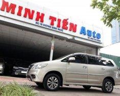 Cần bán gấp xe cũ Toyota Innova 2.0E sản xuất năm 2015 giá 615 triệu tại Hà Nội