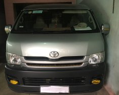 Cần bán xe Toyota Hiace đời 2008 tại Hải Dương giá 290 triệu tại Hà Nội