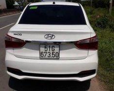 Bán Hyundai Grand i10 năm 2018, màu trắng giá cạnh tranh giá Giá thỏa thuận tại Tp.HCM