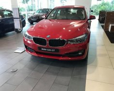 Cần bán BMW 3 Series 320i GT 2017, màu đỏ, nhập khẩu giá 1 tỷ 929 tr tại Tp.HCM