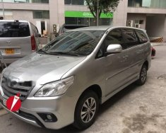 Cần bán Toyoya Innova cuối 2015 màu bạc, số tự động, biển Hà Nội giá 645 triệu tại Hà Nội