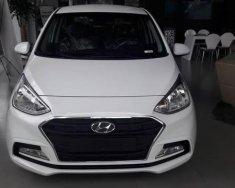 Bán Hyundai Grand i10 đời 2018, màu trắng, mới 100% giá Giá thỏa thuận tại Tp.HCM