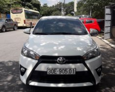 Bán ô tô Toyota Yaris 1.3 AT đời 2016, màu trắng   giá 600 triệu tại Hà Nội