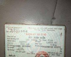 Bán Daewoo Lanos đời 2000, màu trắng, giá tốt giá 65 triệu tại Ninh Bình