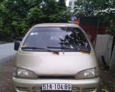 Cần bán lại xe Daihatsu Citivan 7 chỗ, đăng ký 2003,, màu vàng, xe gia đình, giá 55tr giá 55 triệu tại Hà Nội
