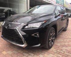Cần bán xe Lexus RX 350L sản xuất năm 2018, màu đen giá 4 tỷ 777 tr tại Hà Nội