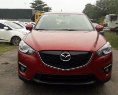 Bán Mazda CX 5 2.0 AT đời 2015, màu đỏ như mới giá 765 triệu tại Hà Nội